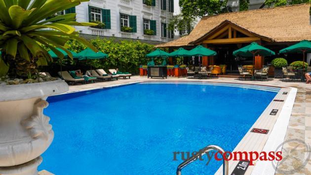 Pool, Sofitel Metropole, Hanoi