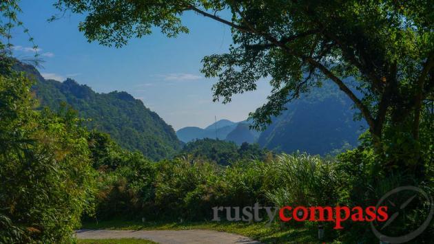 The road to Son Doong Cave, Phong Nha -Ke Bang National Park
