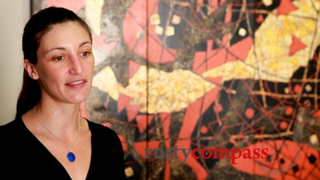 Sophie Hughes, Sophie's Art Tour