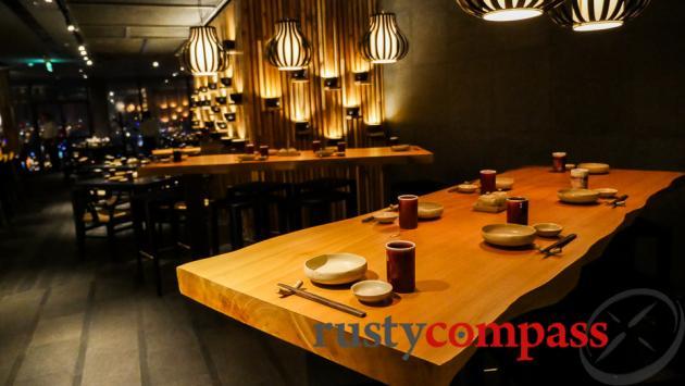 Sorae Japanese Restaurant, Saigon