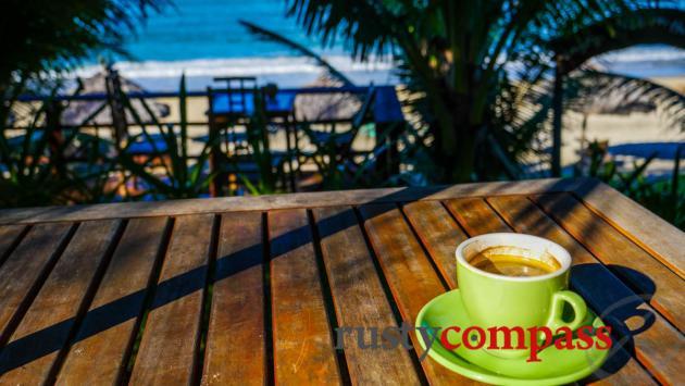 Sound of Silence Coffee - An Bang Beach, Hoi An