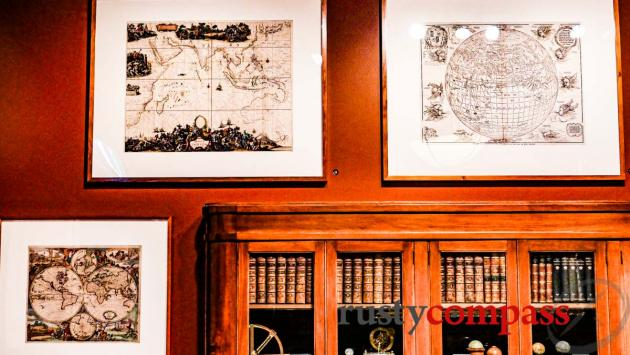 Map Rooms - State Library of New South Wales, Sydney