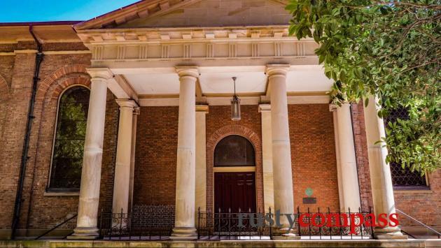 St James Church, Sydney