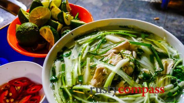 Pho ga, Duong Thanh St, Hanoi