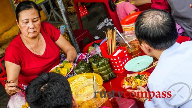 Hoi An street eats