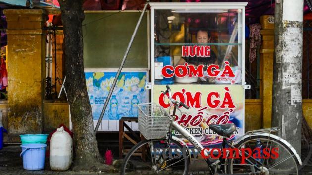 Street food Hoi An