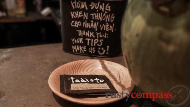 New Tadioto - 2014