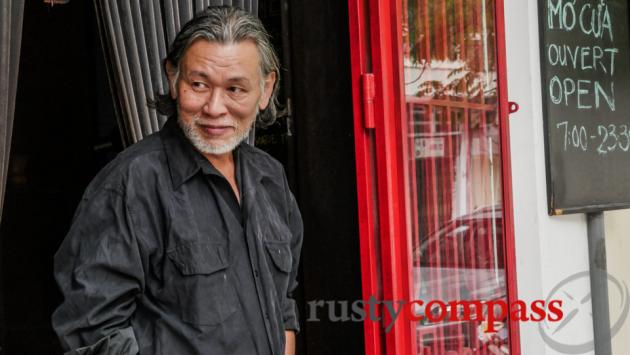 Nguyen Qui Duc. The man behind Tadioto.