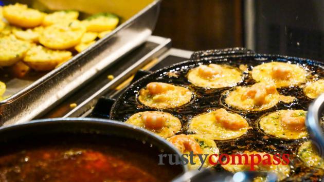 37th Street Vietnamese food court - Takashimaya Department store - downtown Saigon