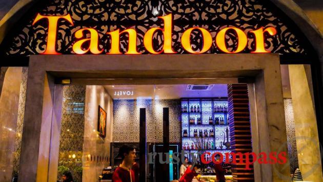 Tandoor Indian Restaurant, Saigon