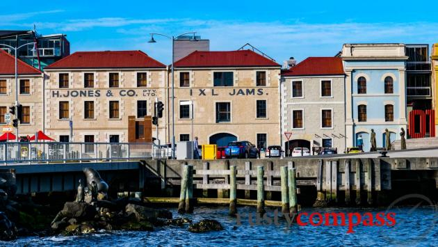 Hobart's historic Waterfront