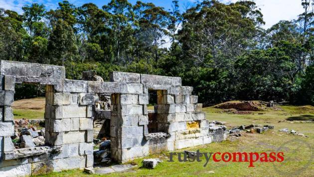 Coal Mines Historic Site, Tasman Peninsula