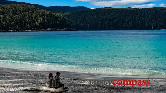 Fortescue Bay, Tasman National Park
