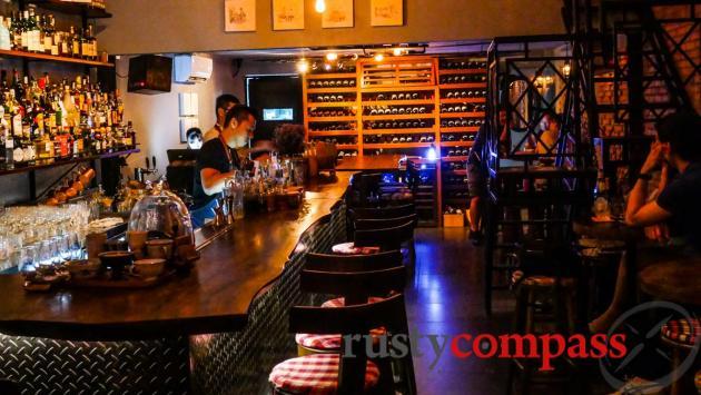 The Alley Cocktail Bar, Saigon
