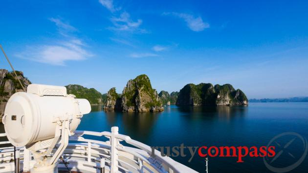 The Au Co, Halong Bay