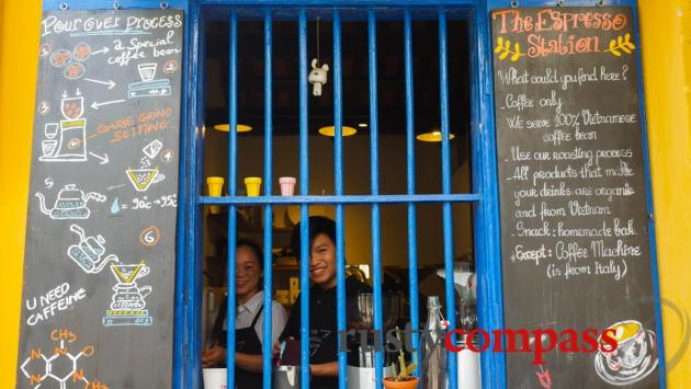 The Espresso Station, Hoi An