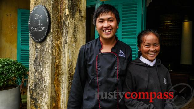 Hmong staff from Sapa - The Hill Station, Hoi An