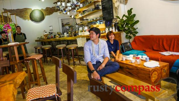 The Married Beans Coffee, Dalat