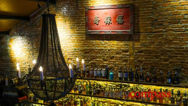 The Racha Room, Saigon