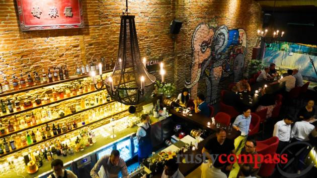 The Racha Room Saigon Review By Rusty Compass