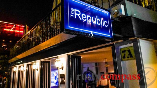 The Republic, West Lake, Hanoi