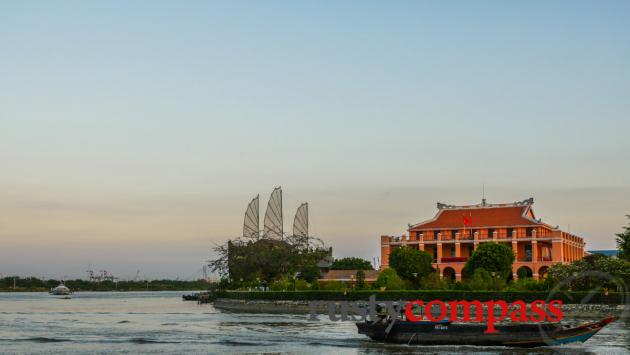Nha Rong - Ho Chi Minh Museum and the Saigon River