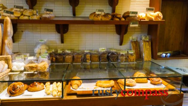 The Shop bakery and bistro, Phnom Penh