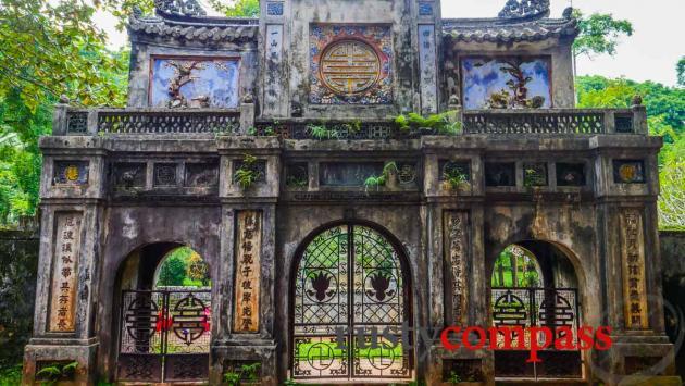 Tu Hieu Pagoda