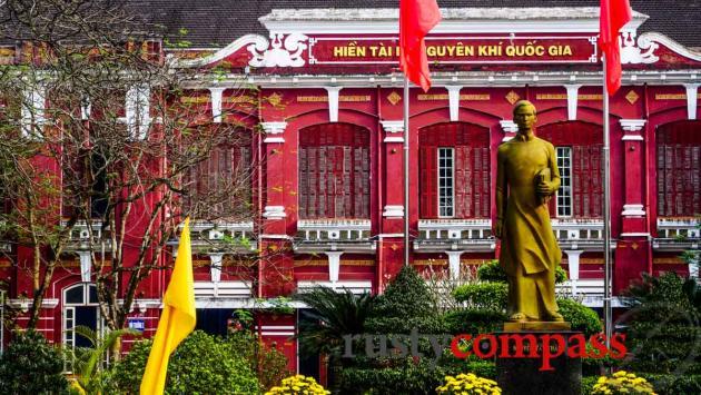 Ho Chi Minh's school - Quoc Hoc, Hue