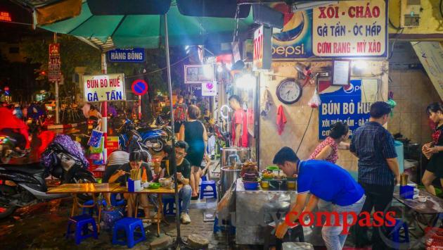 Tong Duy Tan St, Hanoi