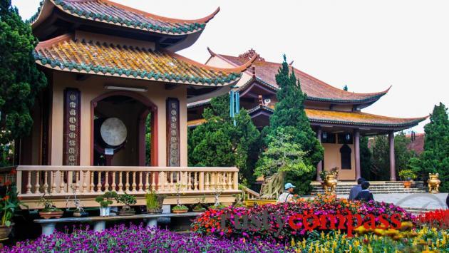 Truc Lam Pagoda, Dalat