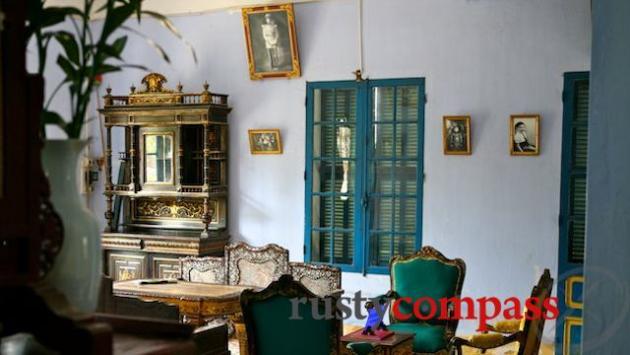 Tu Cung Residence, Hue, Vietnam