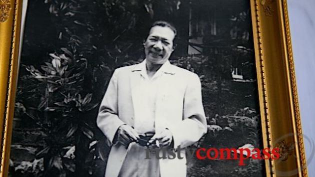 King Bao Dai photo at Tu Cung Residence