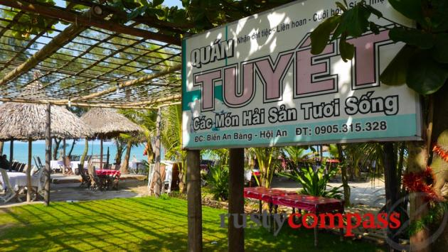 Tuyet's on An Bang Beach, Hoi An