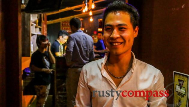 Tiep from Unicorn Bar, Hanoi
