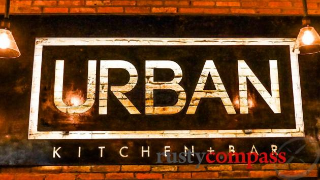 Urban Kitchen and Bar, Saigon
