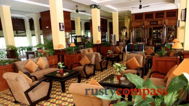 Victoria Hotel, Cantho