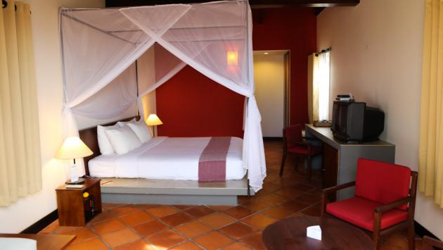 Deluxe Room, Victoria Nui Sam Lodge, Chau Doc