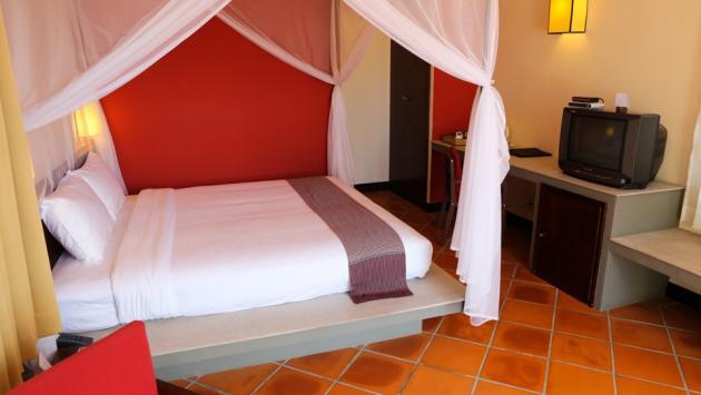 Superior Room, Victoria Nui Sam Lodge, Chau Doc