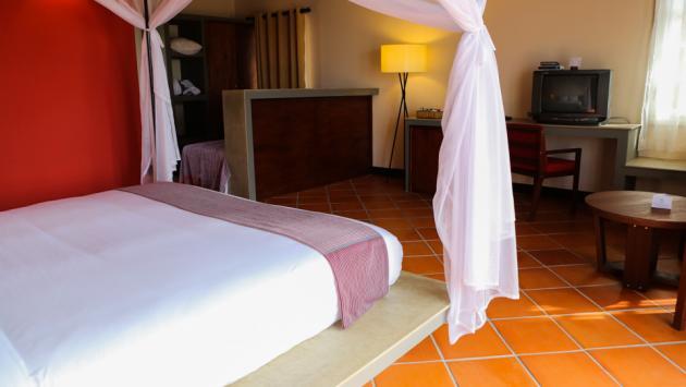 Junior Suite, Victoria Nui Sam Lodge, Chau Doc