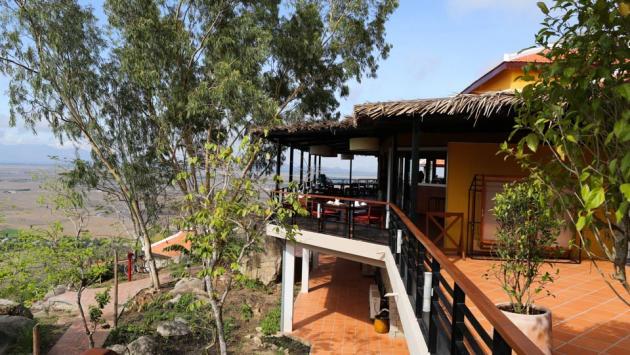 Victoria Nui Sam Lodge, Chau Doc