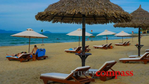 Victoria Hoi An's new stretch of beach