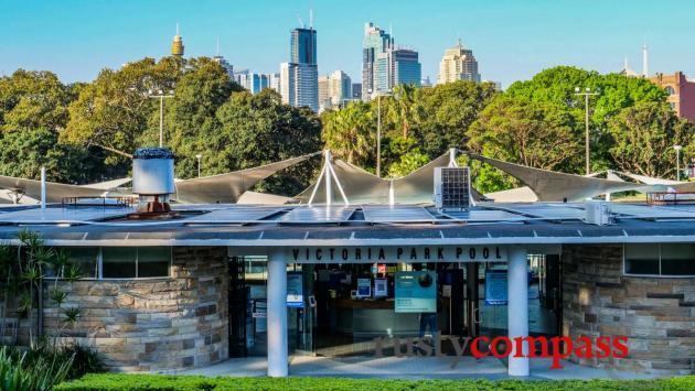 Victoria Park Pool, Sydney