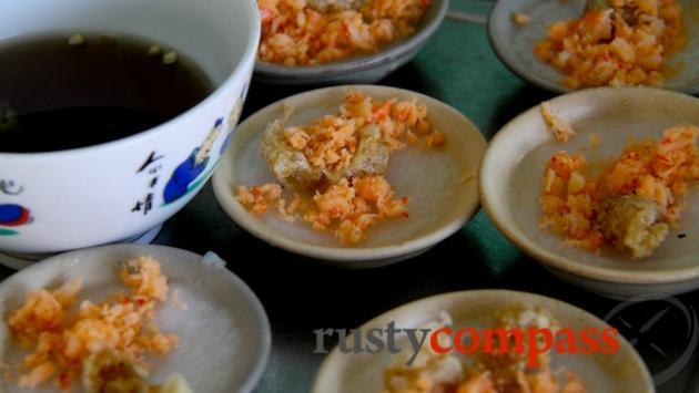 Banh beo - a Hue culinary specialty