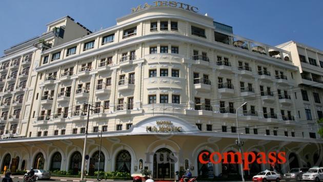 Majestic Hotel, Saigon