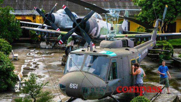 Army Museum, Hanoi