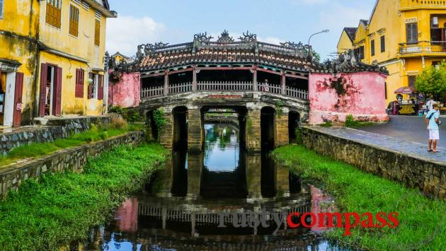 Japanese Bridge, Hoi An