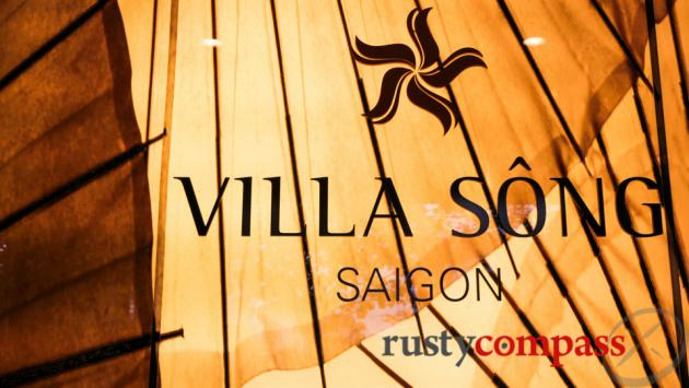 Villa Song, Saigon