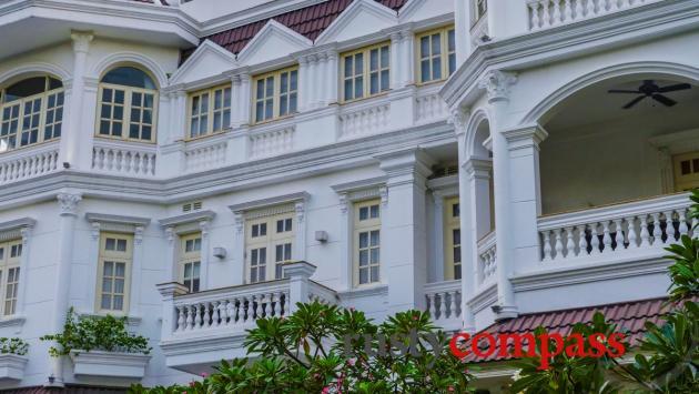 River Life - Villa Song, Saigon