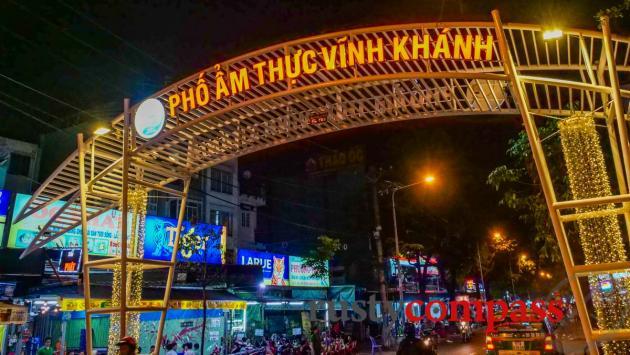 Vinh Khanh Food Street - Saigon